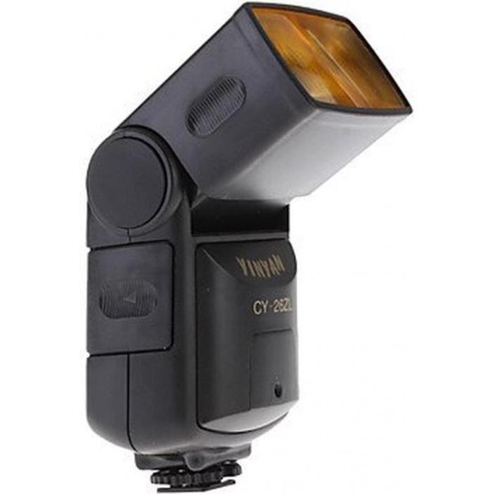 flash gn26m pour appareil photo achat vente flash. Black Bedroom Furniture Sets. Home Design Ideas