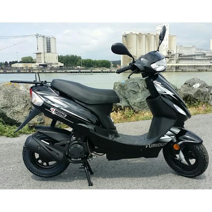 scooter 50cc moteur 2 temps nerveux jordon lj50qt 2l s rie sp ciale ipone achat vente. Black Bedroom Furniture Sets. Home Design Ideas