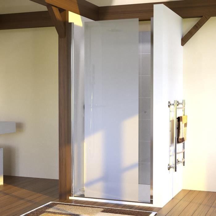 Porte de douche sabl 6mm sandy 80cm achat vente porte de douche porte - Porte de douche occasion ...