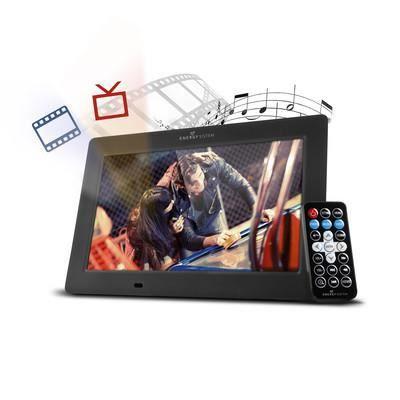 cadre photo num 233 rique 201 cran led hd ultra fin 8 mm achat vente cadre photo num 233 rique cdiscount