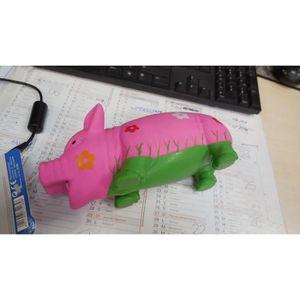 TRIXIE Cochon avec fleurs avec son original latex 20 cm pour chien