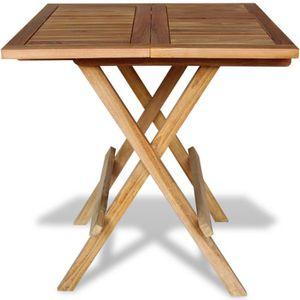 Table en bois pour exterieur achat vente table en bois for Achat table exterieur