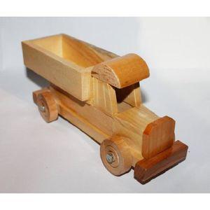 camion en bois achat vente jeux et jouets pas chers. Black Bedroom Furniture Sets. Home Design Ideas