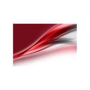 Tableau rouge en plexiglas achat vente tableau rouge for Tableau blanc et rouge