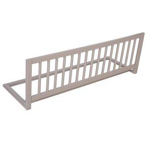 Barriere de lit cars achat vente barriere de lit cars pas cher cdiscount - Barriere de lit en bois blanc ...