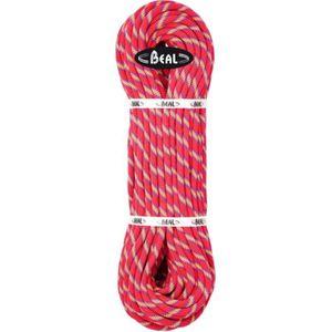 MATÉRIEL DE CORDE Corde à simple 10mm VIRUS Béal 60m coloris rose