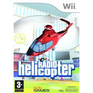 JEUX WII Radio Helicopter -  Wii
