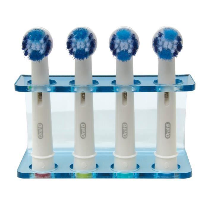seemii support t te brosse dents electrique oral b. Black Bedroom Furniture Sets. Home Design Ideas