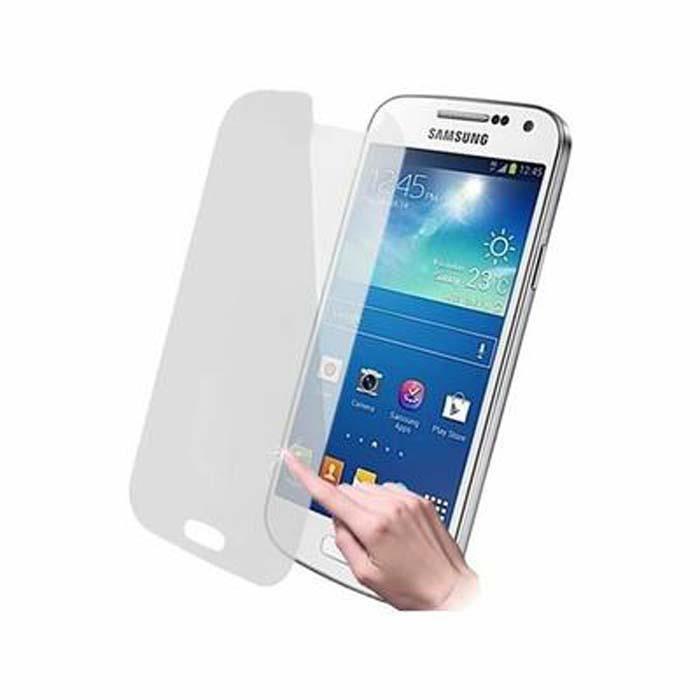 protection cran verre tremp pour galaxy s4 mini achat gant tactile smartphone pas cher avis. Black Bedroom Furniture Sets. Home Design Ideas