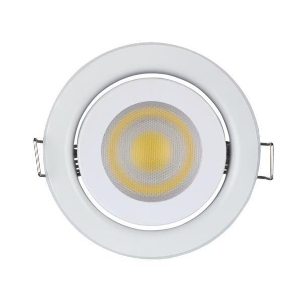 lampe plafonnier spot led encastrable 5 w gu10 230 v blanc neutre achat vente ampoule. Black Bedroom Furniture Sets. Home Design Ideas