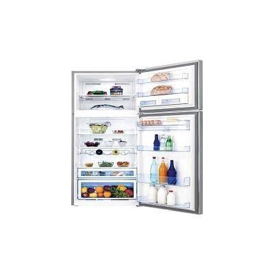 beko r frig rateur double porte dn156720dx beko electrom nager. Black Bedroom Furniture Sets. Home Design Ideas