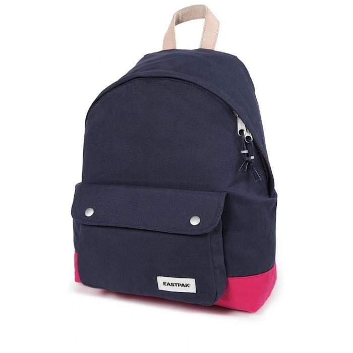 sac dos eastpak padded pak 39 r bleu marine et ro bleu. Black Bedroom Furniture Sets. Home Design Ideas