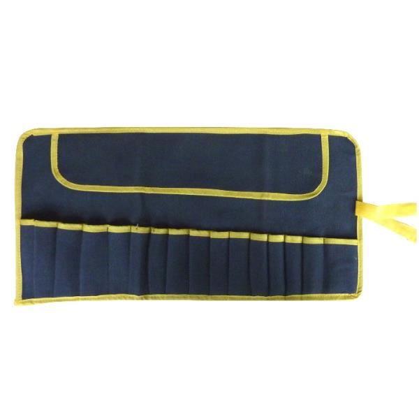 trousse outils 15 compartiments achat vente porte outils etui cdiscount. Black Bedroom Furniture Sets. Home Design Ideas