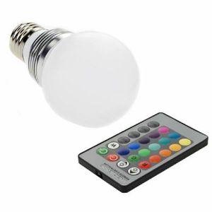 ampoule led couleurs changeante achat vente ampoule led couleurs changeante pas cher cdiscount. Black Bedroom Furniture Sets. Home Design Ideas
