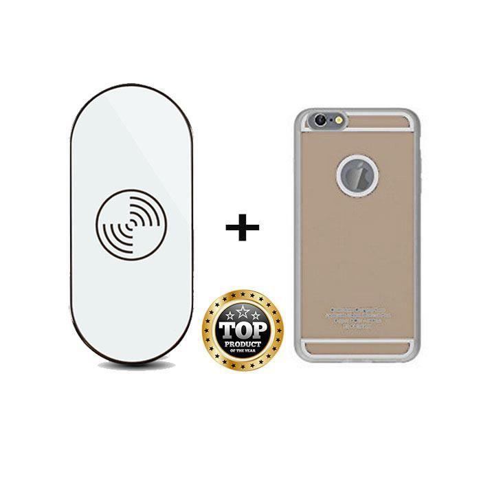 chargeur sans fil iphone 6 avec coque - Achat / Vente Chargeur sans ...