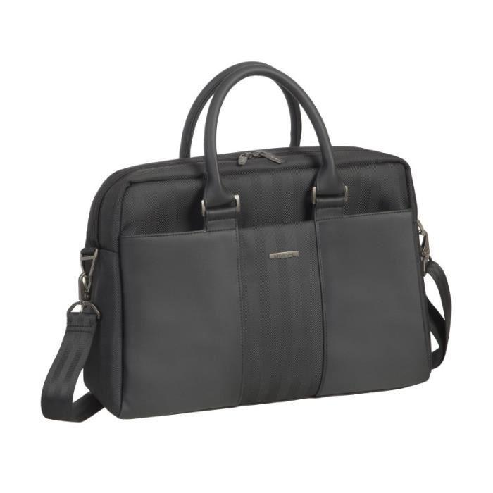 sac cabas noir pour femme l gant et spacieux pour ordinateur portable 15 6 achat vente. Black Bedroom Furniture Sets. Home Design Ideas