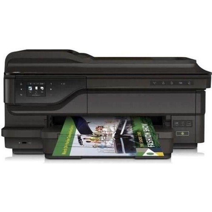 imprimante multifonction a3 hp officejet pro 7612 prix. Black Bedroom Furniture Sets. Home Design Ideas