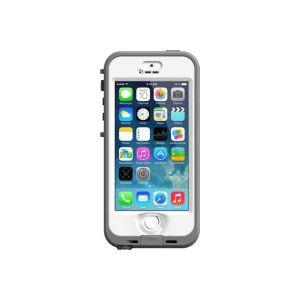LIFEPROOF NÜÜD Étui de protection étanche Iphone 5S Blanc