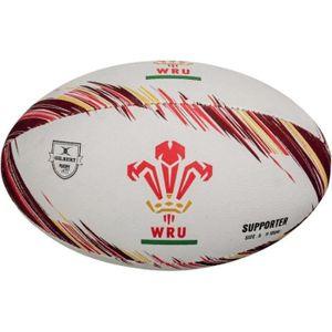 BALLON DE RUGBY GILBERT Ballon de Rugby Pays de Galles RGB