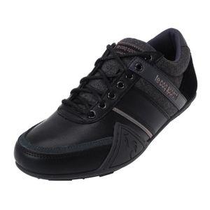 BASKET Chaussures mode ville Andelot noir cuir