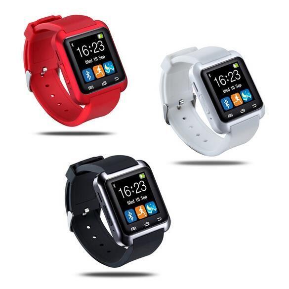 bluetooth smart watch u80 montre de sport pour iphone android t l phone achat vente montre. Black Bedroom Furniture Sets. Home Design Ideas