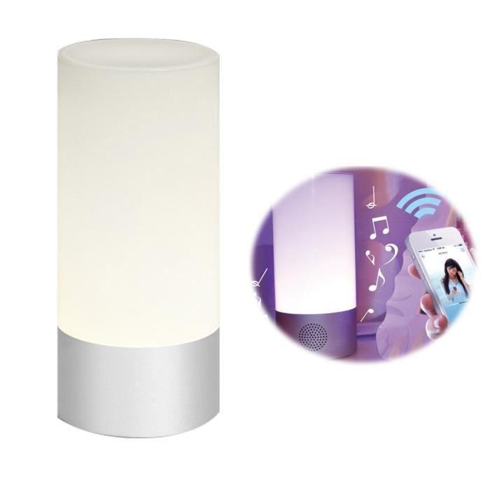 aukey lampe de chevet capteur tactile lampe de bureau lumi re r glable chaud blanc couleur. Black Bedroom Furniture Sets. Home Design Ideas