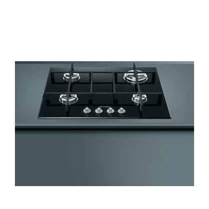 Table de cuisson gaz smeg pv 640 n achat vente plaque - Table de cuisson smeg ...