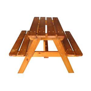 table de jardin enfant achat vente pas cher cdiscount. Black Bedroom Furniture Sets. Home Design Ideas