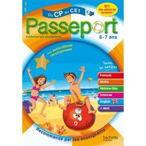 MANUEL PRIMAIRE Passeport du CP au CE1