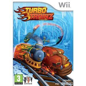 JEUX WII Turbo Trainz - Wii