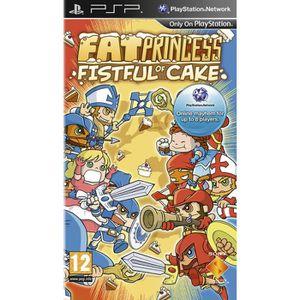 JEU PSP Fat Princess (Sony PSP) [UK IMPORT]