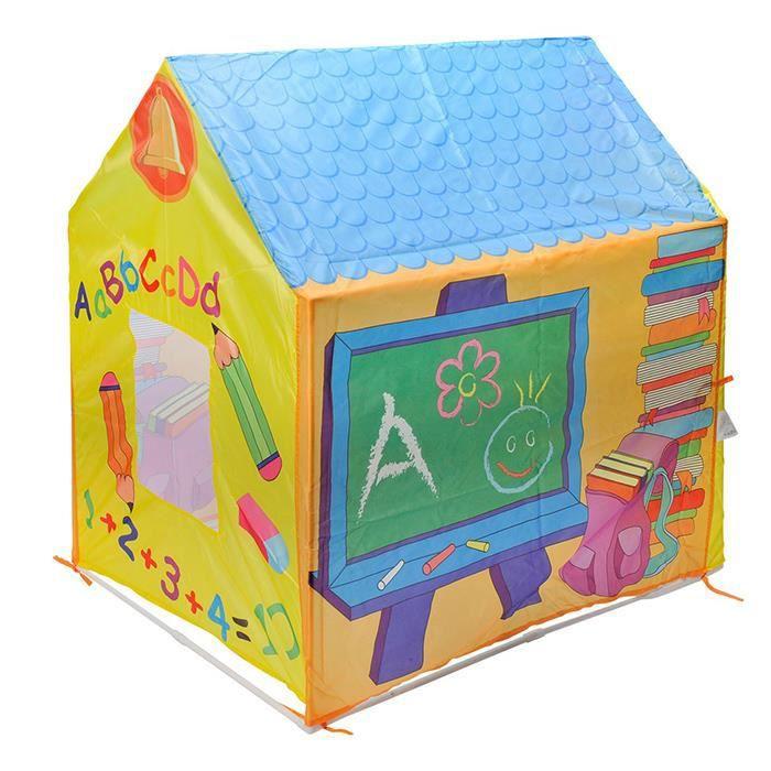 tente pour enfant 102 cm achat vente maisonnette ext rieure cdiscount. Black Bedroom Furniture Sets. Home Design Ideas