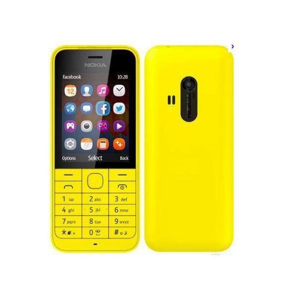 Telephone portable nokia 220 jaune dual sim t l phone - Telephone portable 8 megapixel ...