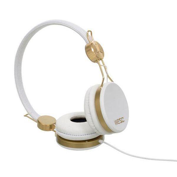 casque banjo blanc dore casque couteur prix pas. Black Bedroom Furniture Sets. Home Design Ideas