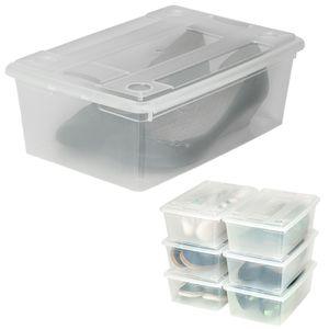 Boite de rangement plastique avec tiroir achat vente - Boite de rangement chaussure ...