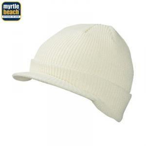 tricoter une casquette a visiere