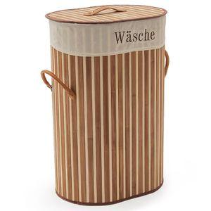 Meuble corbeille a linge achat vente meuble corbeille - Panier a linge 2 compartiments ...