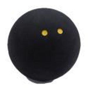 BALLE DE SQUASH Balles de Squash Dunlop 2 points jaune
