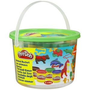 FIGURINE - PERSONNAGE Play Doh - Mini Baril vert Les Animaux