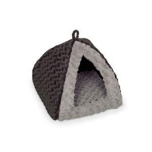 niches pour petits chiens achat vente niches pour. Black Bedroom Furniture Sets. Home Design Ideas