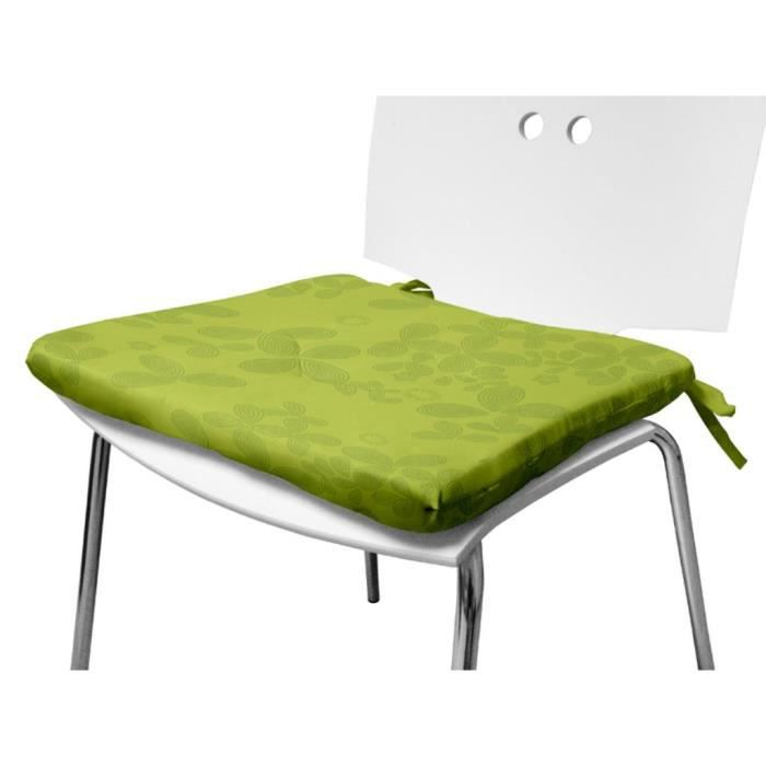 Dessus de chaise amelia anis achat vente coussin de - Dessus de chaise ...