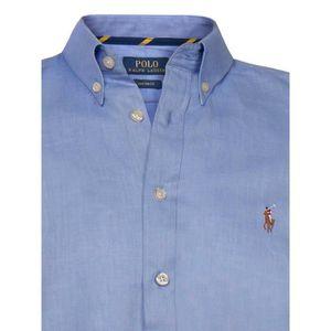 1cd1b5441e269 ... ralph lauren chemise homme bleu