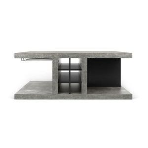 table basse gain de place achat vente table basse gain de place pas cher cdiscount. Black Bedroom Furniture Sets. Home Design Ideas