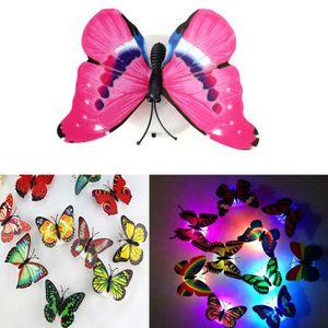 Veilleuse papillon achat vente veilleuse papillon pas cher cdiscount - Guirlande lumineuse papillon ...
