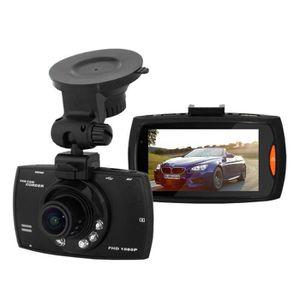 """BOITE NOIRE VIDÉO voiture caméra g30 2.7 """"170 degré grand angle full"""