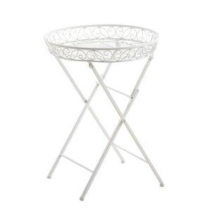 Table haute fer forge achat vente table haute fer - Table de jardin en fer forge pas cher ...