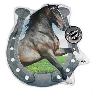 coussin de cheval achat vente coussin de cheval pas cher cdiscount. Black Bedroom Furniture Sets. Home Design Ideas