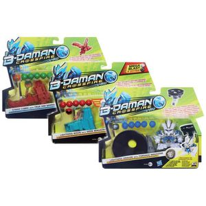 KIT MODÉLISME Hasbro Figures B-Daman + Accessoire Tv - Jeux-Joue