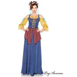 DEGUISEMENT SEXY  Costume 2 pièces Jeune Tavernière - LEG AVENUE Ble