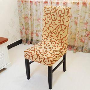 Housse de chaise salle a manger achat vente housse de for Housse chaise salle a manger